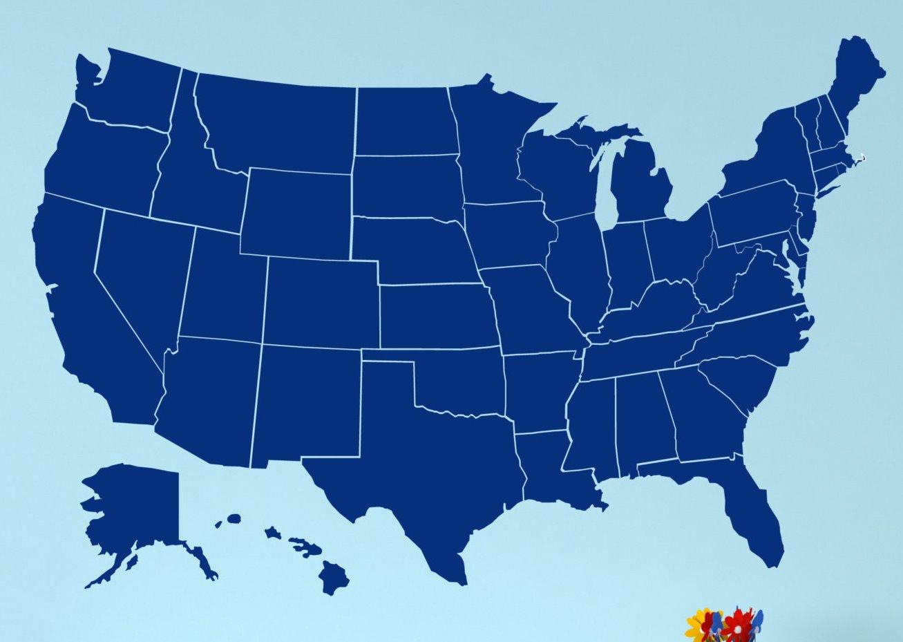 Bureau Of Emergency Medical Services And Preparedness Utah - Utah-location-on-us-map